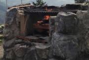 Bergün, Grillstelle Crestota