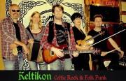 Keltikon in Concert - © Keltikon